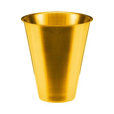 Champagne bucket isolated Imagens