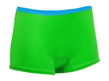 Boxer shorts isolated