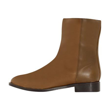 Women's autumn boot Stock Photo