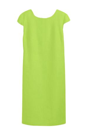 Women's green nightgown Imagens