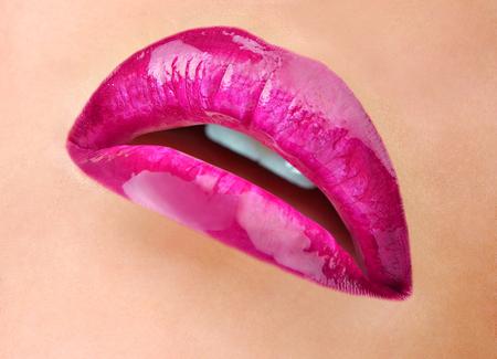 Beautiful Womans lips