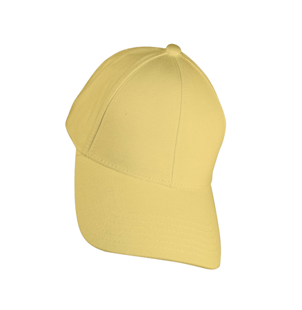 Yellow Hat isolated