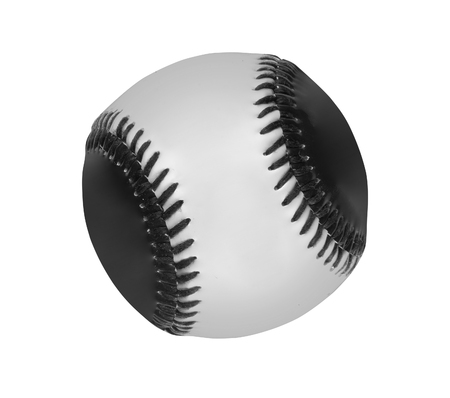 baseball ball isolated on white background Stock Photo