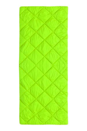 yellow sleeping mat isolated Imagens