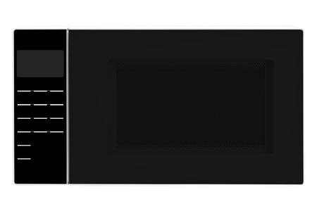 Metallic microwave oven