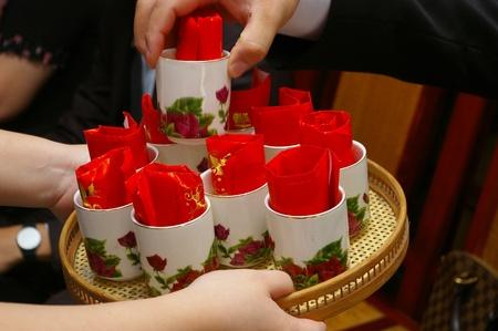 ritual: Chinese Marriage Ritual