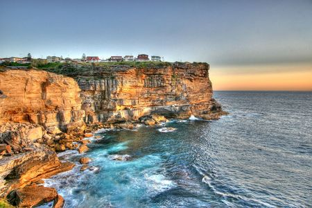 vaucluse: vaucluse  Stock Photo