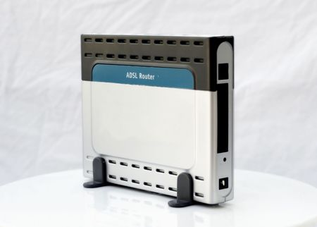 ADSL Router photo