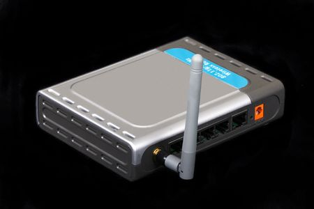 adsl: ADSL Router and Hub
