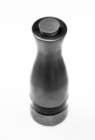 pepper grinder: Stainless steel pepper grinder