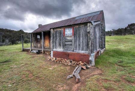 coleman homestead Stock Photo - 2557353