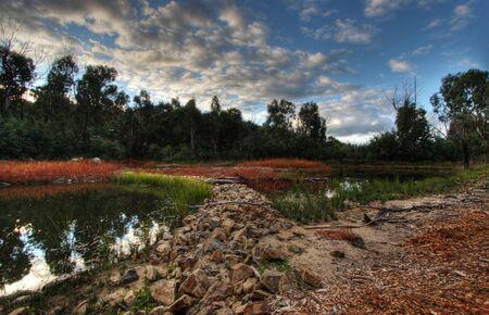 tidbinbilla: Black Flats at the Tidbinbilla Nature Reserve