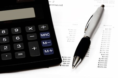 finance report photo