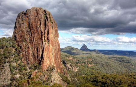 bushwalk: Warrumbungle National Park in NSW, Australia