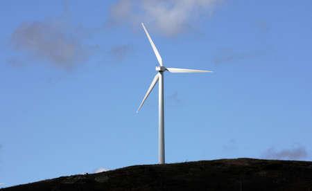 Wind power turbines in Australia Stock Photo - 4929385