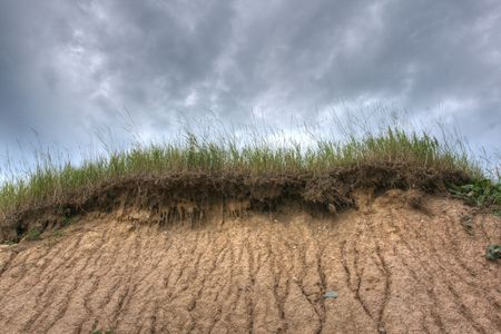 sand dunes photo