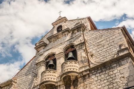 Church of the Ascension, the orthodox church in Sibenik,Croatia.