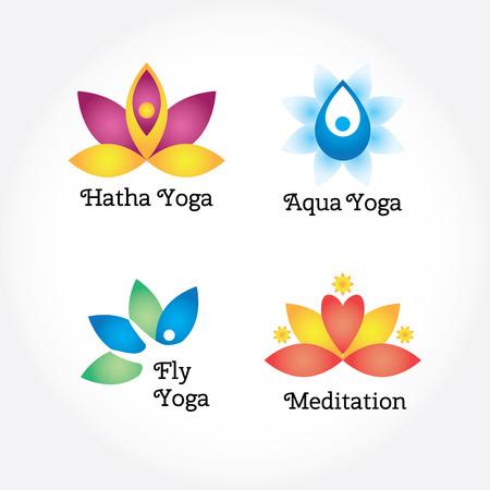 883 Hatha Yoga Cliparts, Stock Vector And Royalty Free Hatha Yoga ...