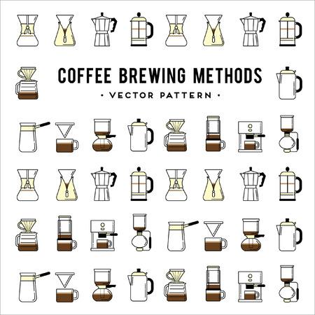 Detailed stylish modern flat vector illustration and design element.