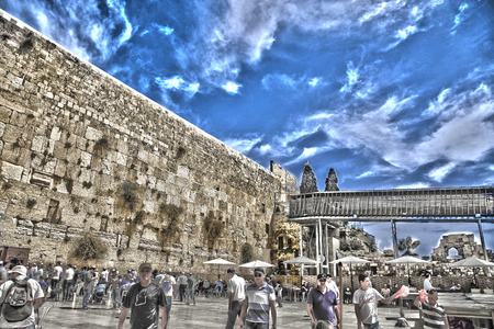 kotel: The Kotel HDR