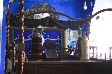 rabbi: The Rabbi Yosef Caro Sinagogue, Safed