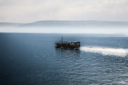 galilee: The Sea of Galilee, Israel