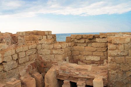caesarea: Caesarea, Israel