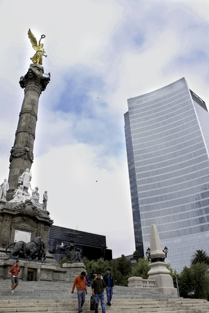 angel de la independencia: Ángel de la Independencia México