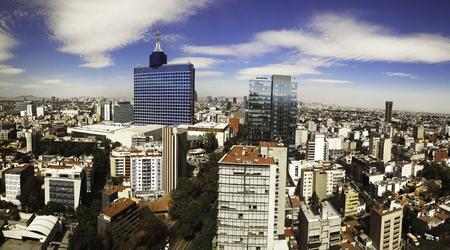 世界貿易センター、メキシコシティのビュー