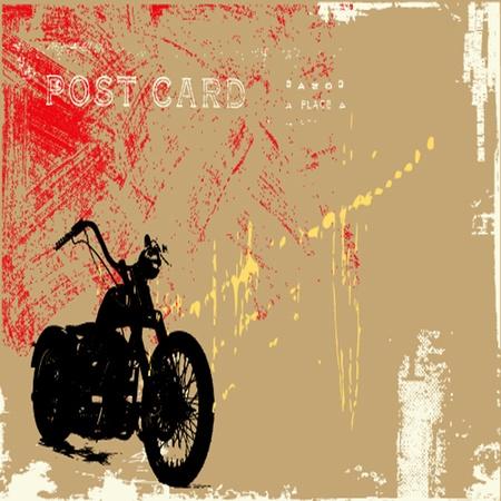 urban grunge: grunge background