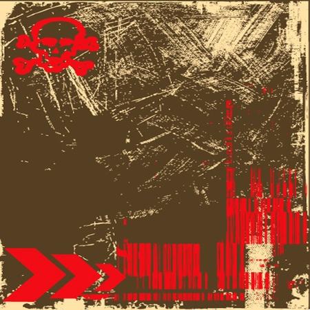 grunge background Stock Vector - 13193090
