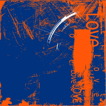 grunge background Stock Vector - 13193140