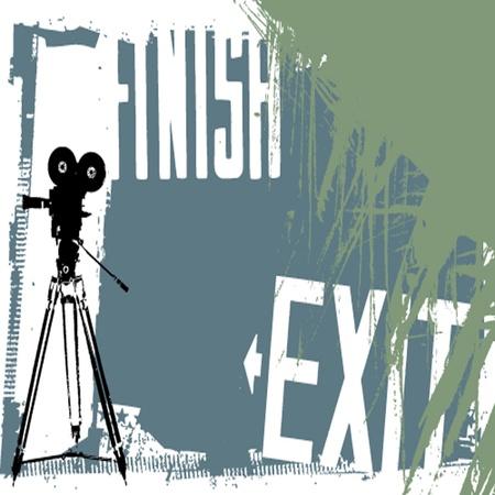 Typografische Hintergrund