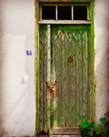 The back door Reklamní fotografie