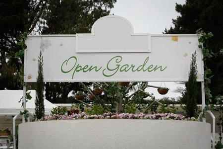 Perfect Wedding Venue Open Garden Insert Name