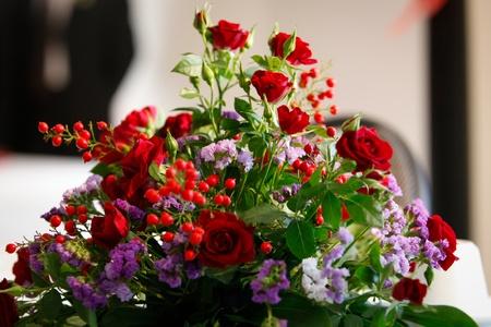 Centerpiece Flower Arrangement Wedding