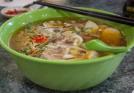 Vietnamese Cab Rice Noodles