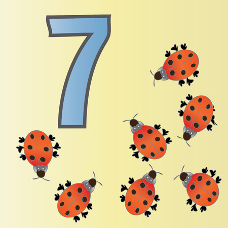 number seven: The figure for primary childrens education account. number seven