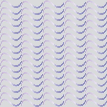 Simple silver pattern for the background, composed of wavy lines on a gray background Çizim