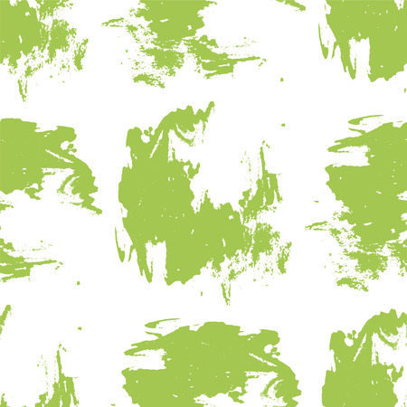 intricacy: Abstract pattern for a background consisting of green spots on a light background. Illustration