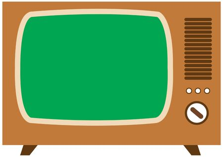 television Ilustracja