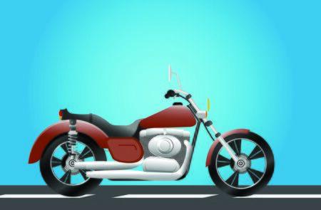 motobike: motorcycle