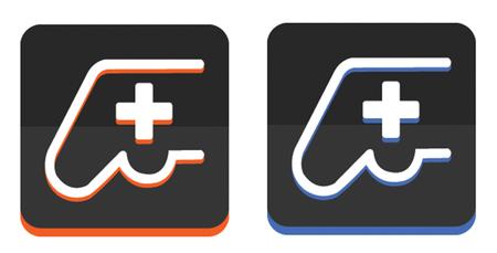 Game button design.