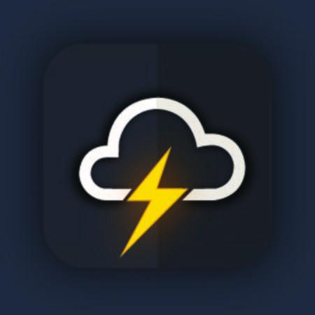 weather button Vector illustration. Ilustracja