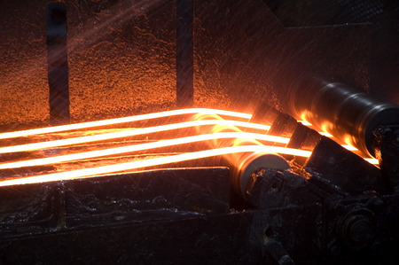 reinforcing: Hot Iron - Hot Reinforcing Bar
