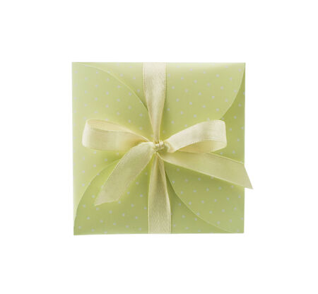decorative envelopes with ribbon pastel photo