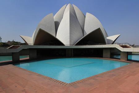 bah: Lotus Temple New Delhi