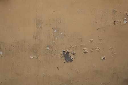 the ageing process: Weathered wall with texture and grunge feel