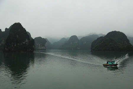 Halong Bay Vietnam photo