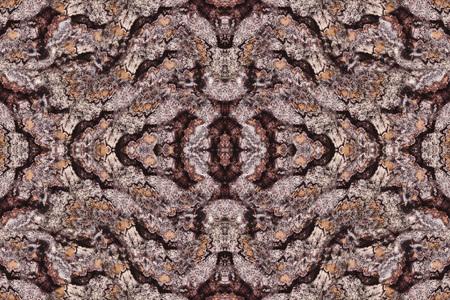 Brown Tones Seamless Tile